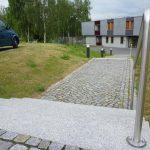 JVA Bautzen – Neubau Torwache und Freigängergebäude, Außenanlagen