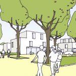 Baugebiet Wietzeaue Gemeinde Isernhagen